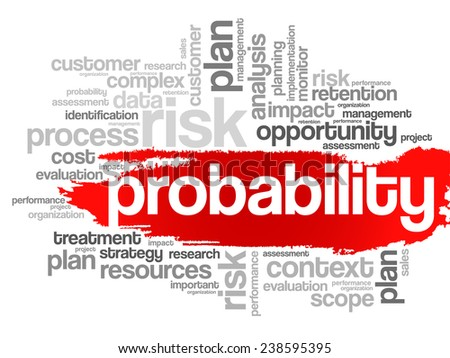 probability concepts in healthcare A probability distribution is a statistical model that shows the possible outcomes of a particular event or course of action as well as the statistical likelihood of each event.