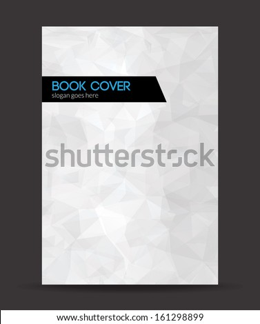 Professional business flyer template or corporate banner design - stock vector