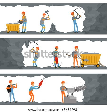 Miner Stock Images Royalty Free Images Amp Vectors