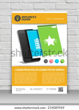 Flyer Page Stock Images, Royalty-Free Images & Vectors | Shutterstock