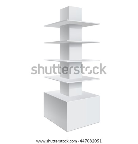Point of sale display stock images royalty free images for Point of sale display template