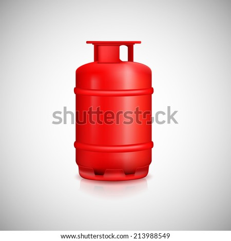 how to find mols of gas in a cylinder