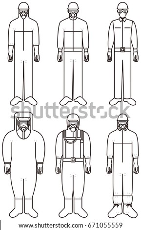 Protective clothing.Protective equipment.