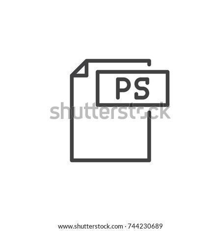 p s format