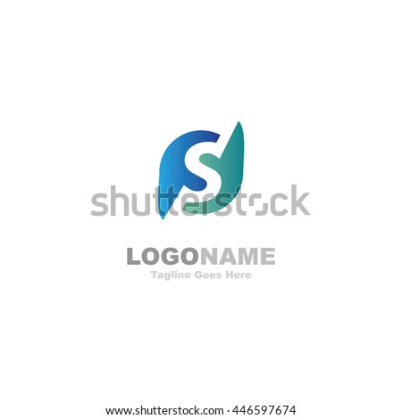 Ps letter logo stock vector royalty free 446597674 shutterstock ps letter logo thecheapjerseys Images