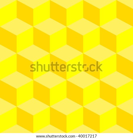 psychedelic pattern mixed yellow, vector art illustration