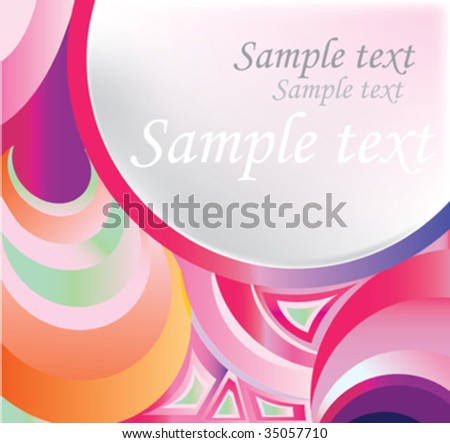 purple colored background with free space for your text