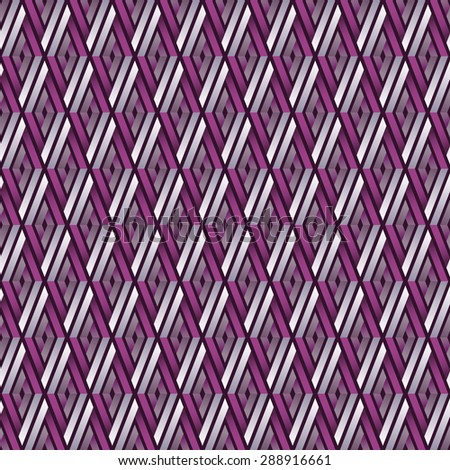 Purple Seamless Pattern