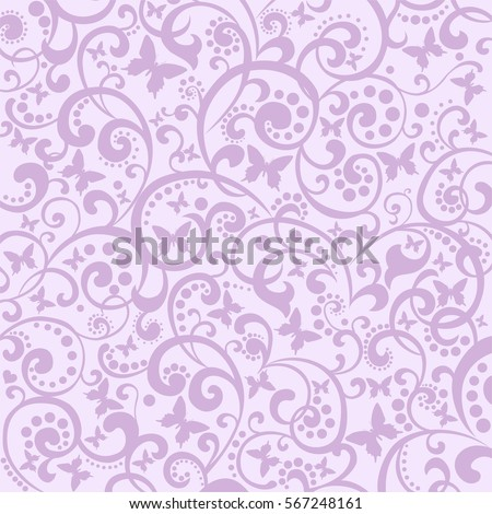abstract butterfly background vector illustration stock