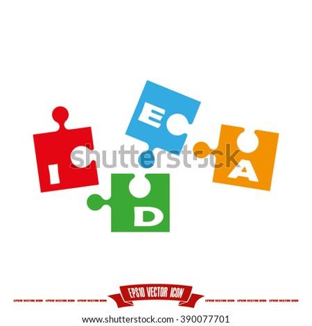 puzzle  icon eps10, puzzle  icon, puzzle  icon illustration, puzzle  icon picture, puzzle  icon flat, puzzle  web icon, puzzle  icon art, puzzle  icon drawing, puzzle  icon jpg - stock vector - stock vector