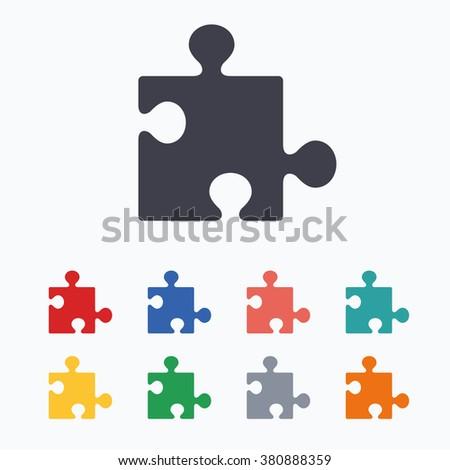 Vector Puzzle Pieces Stock Vector 480337183 - Shutterstock