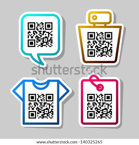 qr Codes Pictures qr Code Set of Icons