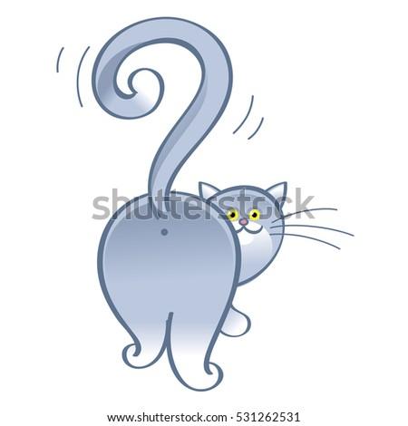 cat making weird noises
