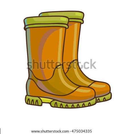Boots Shoes For Kids During Rain