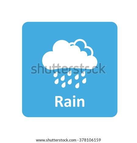 rain Icon, rain Icon Eps10, rain Icon Vector, rain Icon Eps, rain Icon Jpg, rain Icon Picture, rain Icon Flat, rain Icon App, rain Icon Web, rain Icon Art, rain Icon, rain Icon Object, rain Icon Flat - stock vector