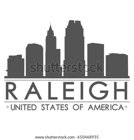 Raleigh Skyline Stock Images, Royalty-Free Images ...