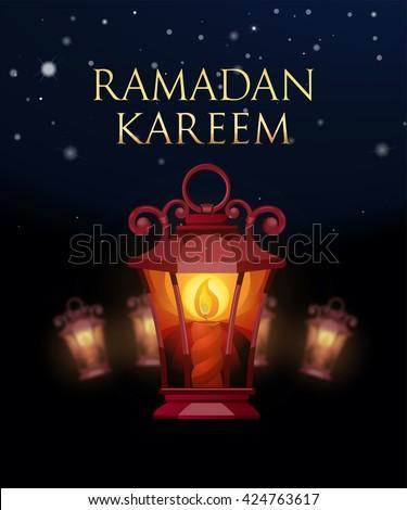 Ramadan kareem islamic background eid mubarak stock vector royalty ramadan kareem islamic background eid mubarak islam holly month vector illustration of lighting m4hsunfo