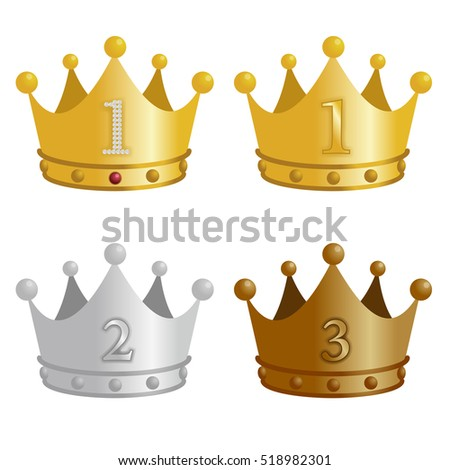 Ranking, crown