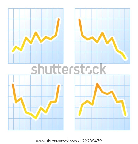 rate scheme, vector illustration - stock vector