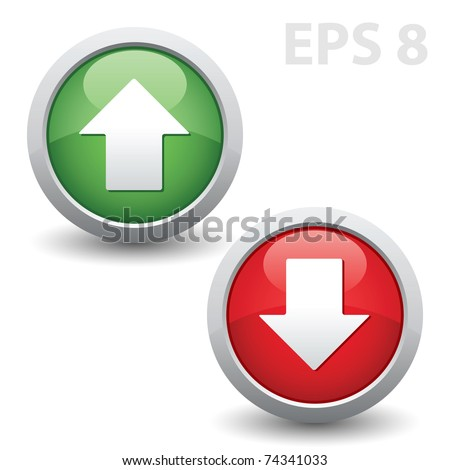Rating. Vector EPS version 8. - stock vector