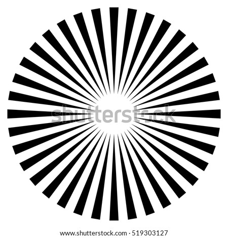 rays beams element sunburst starburst shape stock vector hd royalty rh shutterstock com free vector sunburst illustrator vector sunburst free download