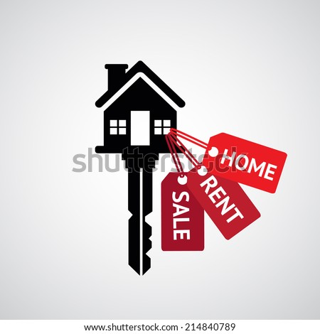 real estate concept - stock vector