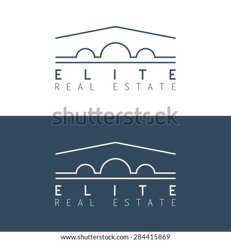 Dubai Real Estate Logo Real Estate Logo Template