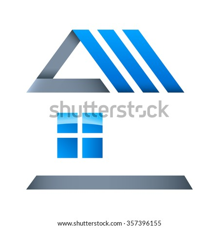 real estate - vector icon