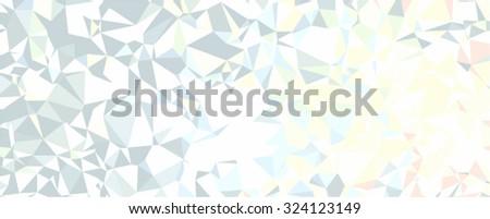 Realistic diamonds background vector illustration. Gemstone texture. swarovski bright crystals pattern. - stock vector