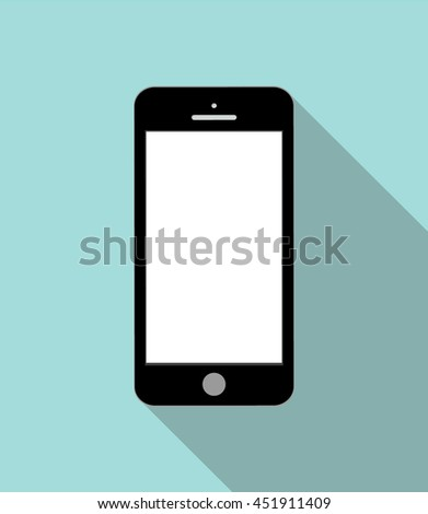 Realistic mobile phone collection. New iphone style. Phone realistic. Phone icon. Phone vector. Phone web. Phone printing. Phone illustration. Phone flat. Phone image. Phone picture. Phone object - stock vector