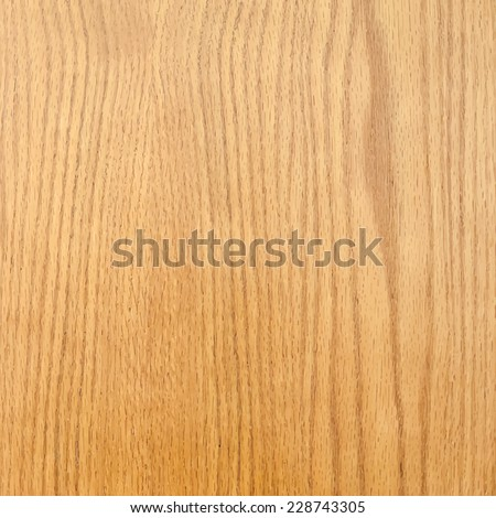 Realistic natural wood texture. Vector background for your design. - stock vector