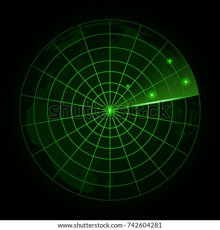 Realistic Vector Radar In Searching Radar With The Aims On Itvector