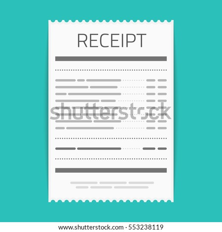 Private Sale Receipt Pdf Invoice Stock Images Royaltyfree Images  Vectors  Shutterstock Billing Invoice Software Excel with Free Invoice Templates Printable Word Receipt Icon In A Flat Style Isolated On A Colored Background Invoice  Sign Bill Receipt Tracker App Android Pdf