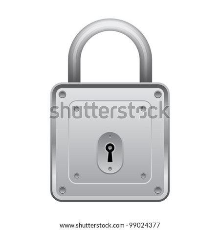 Rectangle lock