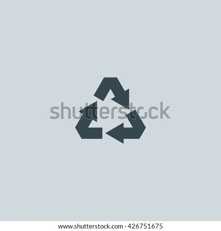 Recycle Icon, Recycle Icon UI, Recycle Icon Vector, Recycle Icon Eps, Recycle Icon Jpg, Recycle Icon Picture, Recycle Icon Flat, Recycle Icon App, Recycle Icon Web, Recycle Icon Art - stock vector
