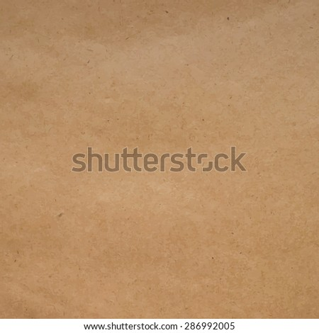 Recycled paper background. Template for your illustration. EPS10 vector - stock vector