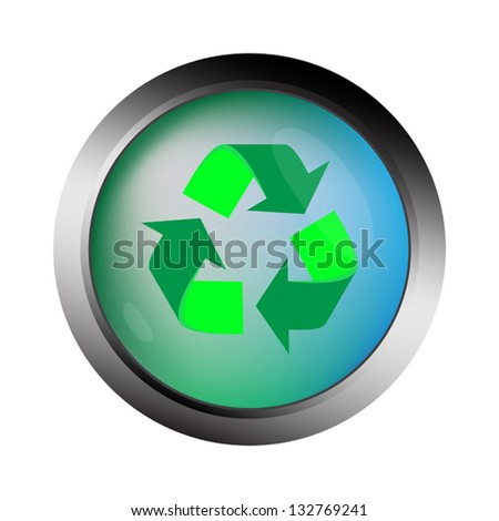 Recycling Symbol. Illustrations And Vector Art