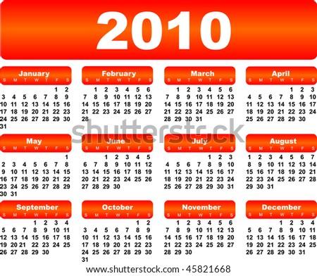 Календарь 2010 сексапиль