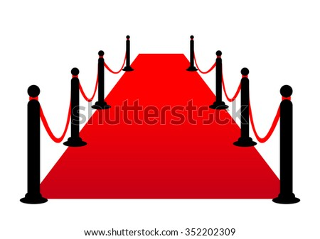 Red Carpet Icon Stock Images Royalty Free Images