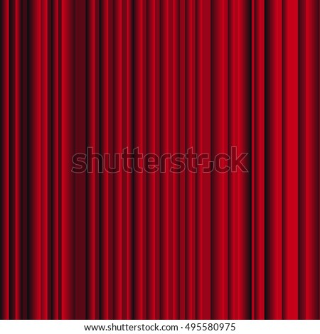 Red curtains on theater or cinema stage.Christmas background