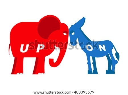 Why is the elephant the mascot for Republicans?