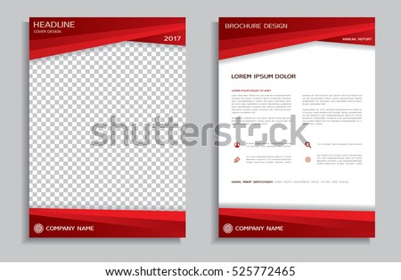Brochure Design Template Stock Images, Royalty-Free Images