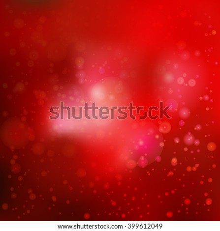 Red Lights.Red Soft.Red Art.Color Red.Red Fantasy.Red Cute.Red Triangle.Red Decor.Red Web.Red Pattern. - stock vector