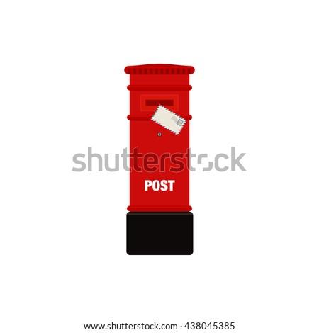 Free Post Box Clipart clip art
