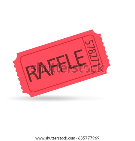 Raffle Ticket Stock Images, Royalty-Free Images & Vectors
