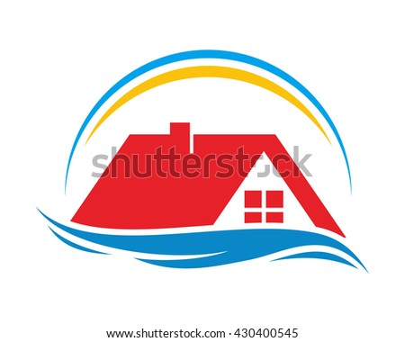red roof house 1