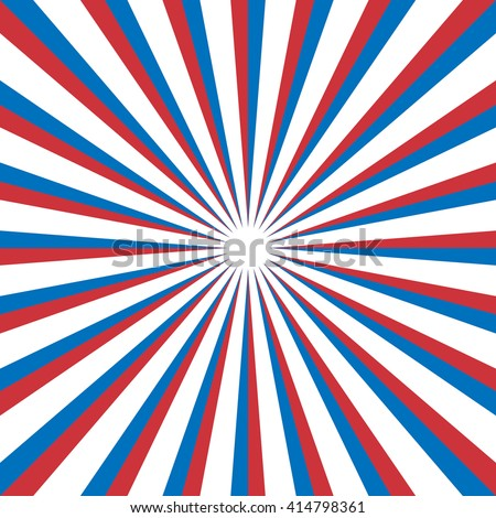 red white blue stripes sunburst star stock vector 2018 414798361 rh shutterstock com vector sunburst free download vector sunburst photoshop