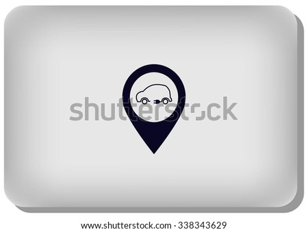 refueling electric car charging battery hybrids icon - stock vector