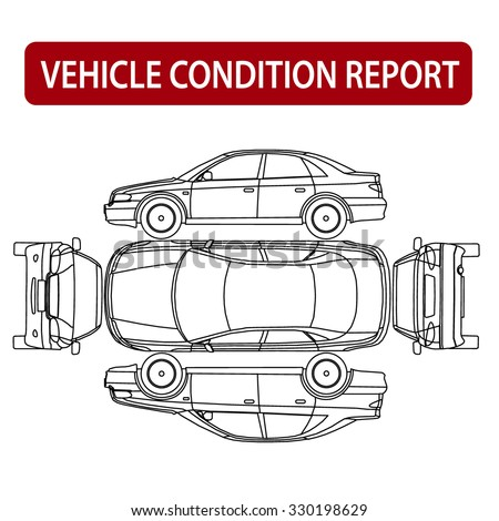 vehicle condition report