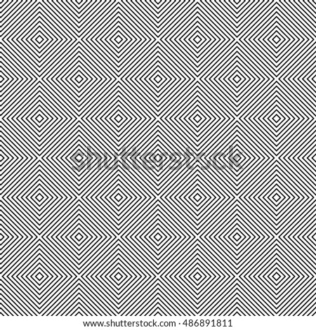 Repeat monochromatic vector square pattern design background